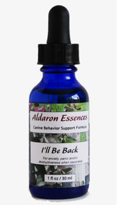 Aldaron Essences I'll Be Back flower essence formula